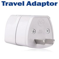Wholesale Universal Travel Adapter US EU UK to AU Adapter Converter AC Power Plug Adapter Connector
