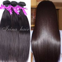 weave bulk - Brazilian Virgin Hair Extension A grade Natural Unprocessed Brazilian Virgin Hair Weaving Straight Hair Wefts Bulk Bundles B