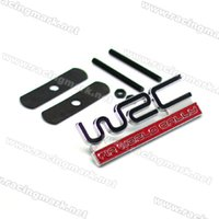 alias - Wrc car medium net alias car stickers emblem refires metal decoration in net alias