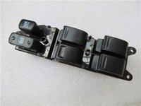 Wholesale OEM Electric Power Window Master Switch for Toyata Land Cruiser FZJ10
