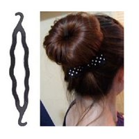 Wholesale New Fashion Hair Twist Styling Clip Tool Hair Accessories