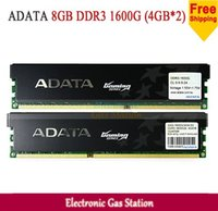 Wholesale ADATA GB DDR3 G PC3 MHz Dual Channel GB Game Desktop Memory