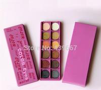 Wholesale HOT NEW Makeup Basics Eyeshadow Color Eye Shadow Palette Color