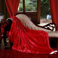 Edredones de seda pura Baratos-grado mayor-Un trabajo hecho a mano de lujo de posicionamiento 1,5 kg de invierno puro edredón de seda de estilo chino 200x230cm consolador de seda