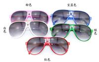 promotion sunglasses - promotion SUMMER children option Fashion Trend Sports Sun Glasses kids Eyewear Eyeglasses boy and girls Sunglasses EMS drop shipping