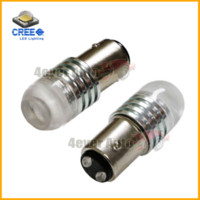 Wholesale 2pcs W High Power Super Bright White Amber Degree Shine Switchback LED Bulbs for Front Turn Signal Lights