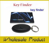 Wholesale Wireless Remote Credit Card Key Finder Anti Lost Alarm Anti Theft Personal Security DHL SHIP