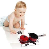 Wholesale 13PCS Kitchen Set Toy Miniature Furniture Kitchen Utensils baby kid plastic kitchen toys play kitchen Baby Toys Gift K5BO