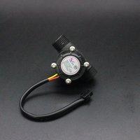 Wholesale Water flow sensor flowmeter Hall flow sensor Water control L min MPa