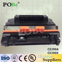 Wholesale POBe AX HP CE390X CE390A X A Toner Cartridge For HP LaserJet M601 M602 M603 M4555MFP cartridge