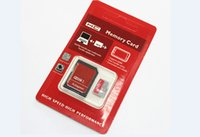 Wholesale 128GB Class UHS I Micro SD TF Memory Card Free SD Adapter Retail Blister Package micro SD SDHC Card customized logo accept