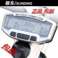 Wholesale 2014 new cycle Genuine East New SD A luminous stopwatch riding bicycle riding equipment