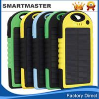Купить Солнечная панель полная-Полный 5000mAh солнечное зарядное устройство водонепроницаемый солнечной энергии панели зарядные устройства для смарт-телефона PAD таблетки камеры Mobile Power Bank Dual USB