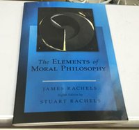 Wholesale 2015 books The Elements of Moral Philosophy hot selling book brand new ship by DHL