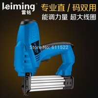 Wholesale best quality electrical nail gun with elecetrical power for home decration and fast delivery