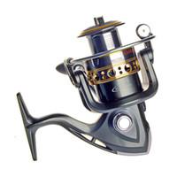 Wholesale Spinning Fishing Reel Fishing reel GA Carp Ice Fishing Gear Real BB casting reel
