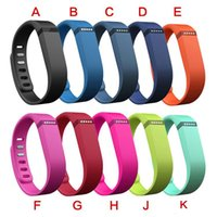 Wholesale New Arrival Fitbit Flex Wristband Wireless Activity Sleep Sports fitness Tracker smartband for IOS Android smartwatch bracelet DHL free