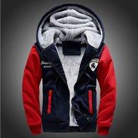 base ball jackets - Men hoodies Winter male hip hop base ball jacket mens thickened fleece sportswear men sweatshirt men hoody