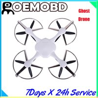 Wholesale Helicopter Ubox GPS Ghost Drone Aerial Aircraft Quadcopter Aerial filming support smartphone app and a GoPro Compatible with IOS Android APP