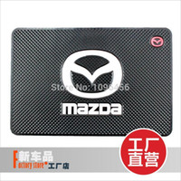 Wholesale 2014 sale direct selling logo latex high quality mazda cx slip resistant pad table slip m6 m3 mx5