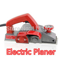 Wholesale Scter power tools construction tools planer woodworking W electric wood planer Portable planer