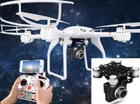 Wholesale Professional drones RC Helicopter drone quadcopter gopro MJX X101 with P HD Wifi FPV camera
