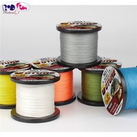 river rock - Top quality Goture Brand Super Strong Japanese m Multifilament PE Material Braided Fishing Line LB