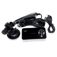 Wholesale 1080P Full HD LED Night Vision Veicular Camera dashcam For Video Recorder DVR K6000 Carcam video Registrator with Car DVR