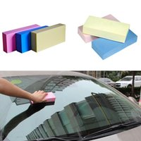 Wholesale 1 PC Car Styling Universal High density Pva Absorbent Car Wash Cleaning Sponge Car Styling Multifunctional Cleaning