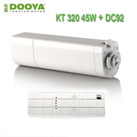 Wholesale Hot Sale Original Dooya Home Automation Electric Curtain Motor KT320E W Dooya DC92 Channel Emitter