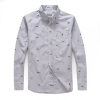 oxford shirts - Brand Shirts Floral Printed Aape Bape Striped Shirt Oxford Casual Boys Designer Clothing Men Loose Korean Silk Tops Camiseta Masculina Swag