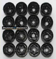 Wholesale VW ALLOY WHEEL NUT BOLT COVERS CAPS Volkswagen Engraved mm NEW For Golf MK4 Bora Passat Beetle Lupo Polo Aud1