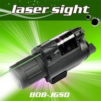 air rifle pistols - Green Laser Point Scope Sight large lumen rechargeable LED flashlight Tactical Air Rifle Scope glock Mount pistol gun
