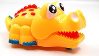 Wholesale Quality Promise cm Classic Wind Up Toy Wind up Winding up Toys Crocodile For Kids Child Baby Boy Girls Friction Gift