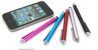 Wholesale Stylus Pen Capacitive Touch Screen For Tablet i iPad cellphone iPhone S s