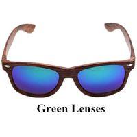 wood planks - Fashion Sale Resin Lenses Beach Men Artificial Wood Sunglasses New Round Vintage Wooden Plank Sun Glasses for Men Brand Women