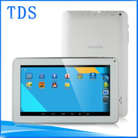 Wholesale 9 Inch AIWA W960 Tablet PC ATM7029 Quad Core Android kitkat Tablets GB MP Camera Play Store WIFI mAh Battery Android Tablets