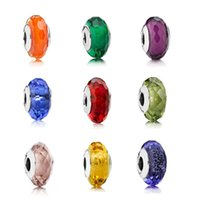 sport flags - Tinkerbell s Signature Color Murano Glass Beads For Pandora Multi color beads charms loose beads thread bead Diy loose beads
