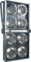Wholesale Professional Eyes audience blinder led audience light w lamp with w big power lamp dj party disco stage light