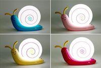baby snail - 80pcs usb night light Bedside Led Night Lamp Decoration Snail Led Wall Light Charging Lamp USB baby bedroom led night lights