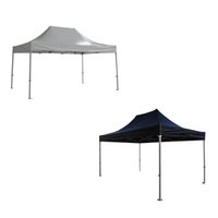 aluminium canopy - 3 years Warranty m Folding Tent mm Aluminium Tube m High Awning Waterproof Canopy Tent Trade Show Outdoor Party Tent