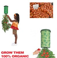 topsy turvy tomato planter - NEW Topsy Turvy Tomato Herb and Vegetable Hanging Upside Down Garden Planter