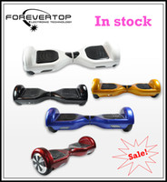 Wholesale oversea locine Two wheel Electric Scooter Battery Self Balancing Scooters with Bluetooth Music Speaker shipping from US fast shippin