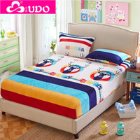 Wholesale You Duo Home Textile Brand New Cartoon Bed Protector Mattress Cover Queen Size MM005