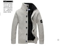 Wholesale Popular new show that rises in winter sweater menswear stone high quality coating