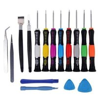 Wholesale New Arrivals Set Repair Opening Pry Screwdrivers Tools Set Kit For IPhone JH27