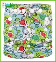 Cloth Diapers jctrade diapers - Jctrade Cartoon Diapers Without Inserts Waterproof PUL One Size Fits All Print Cloth Diaper
