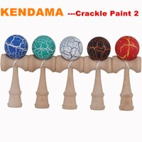 Wholesale Pieces CM Kendama Ball Large Size Japanese Traditional Wood Game Toy Education Gift Skills Ball Sword Ball Style