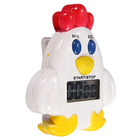 Wholesale Hot Sale Digital Magnetic Electronic Kitchen Chicken Alarm Cooking Count Up Down Timer Clock order lt no tracking