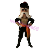 admiral dress - Admiral Mascot Costume fancy dress custom fancy costume theme mascotte carnival costume